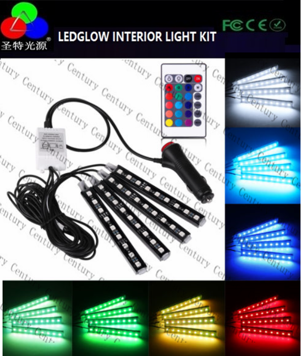 LEDGLOW INTERIOR LIGHT KITS